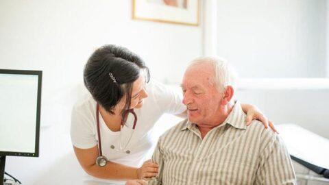 Восстановление звучной речи у больных раком горла