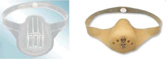 Защита трахеостомы для принятия душа фото